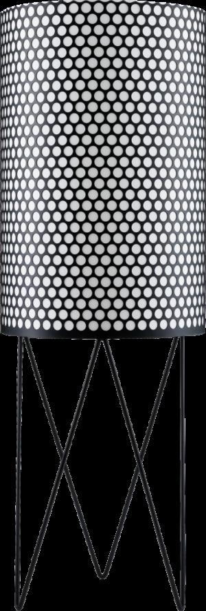 PD2 Pedrea Gulv Lampe, (Hvid Semi Mat)
