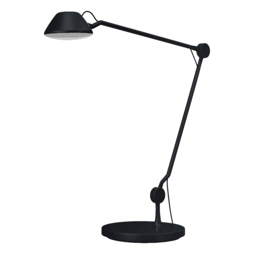 AQ01 BORDLAMPE SORT