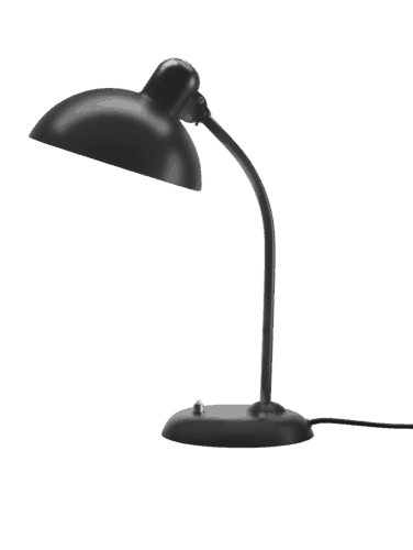 KAISER IDELL 6556-T MAT SORT BORDLAMPE
