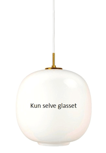 VL45 PENDEL Ø370 GLAS