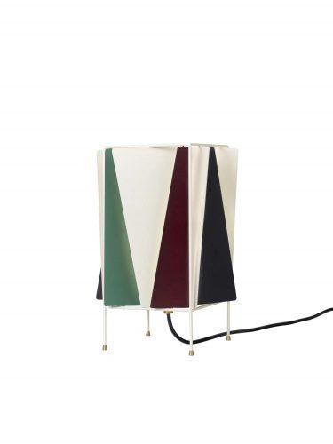 B-4 Bord Lampe, EU (Italian Grøn Semi Mat)