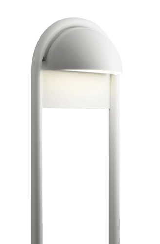 RØRHAT STAND 700MM WHITE