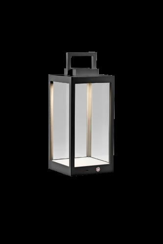 LANTERN T1 BLACK LED