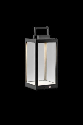 LANTERN T2 BLACK LED