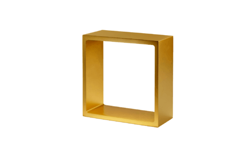 FUSION TABLE LED GOLD