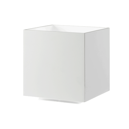 COZY SQUARE TABLE LED WHITE