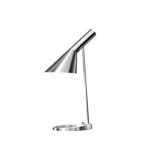 AJ BORDLAMPE STAINLESS STEEL